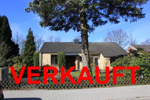 """""""Tolle Aussicht"""" Kleine Haushälfte in Wentorf zu verkaufen"""